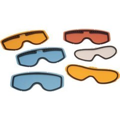 Single Anti-Fog Works Lens for Youth 89Si Goggles