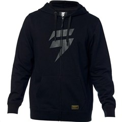 Corp Zip Hoodies