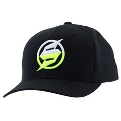 Half Jack Curve Flex Fit Hat