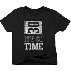 Go Time Toddler T-Shirts
