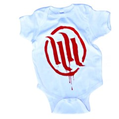 H & H Spray Bar Infant Romper