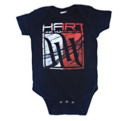 H & H Two Faced Infant Romper