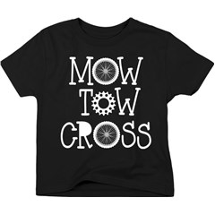 Mow Tow Cross Youth T-Shirts