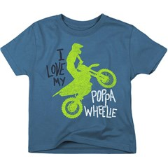 Poppa Wheelie Toddler T-Shirts