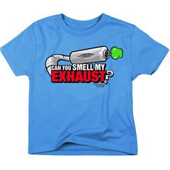 Smell My Exhaust Youth T-Shirts