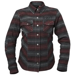 Brat Armored Womens Flannel