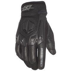 Insurgent Leather Gloves
