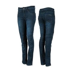 Women's True Romance Armored Stretch Moto Jeans