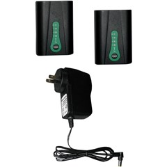 IonGear Extra Battery Set with Charger