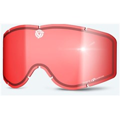 Replacement Lens for Saint Snow Goggles with Tear Off Pins