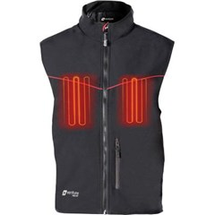 12V Hybrid Soft Shell Heated Vest