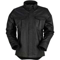 The Motz Leather Shirts