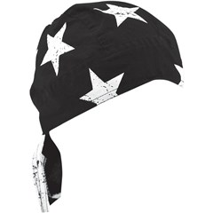Flydanna® Black/White Vintage Flag