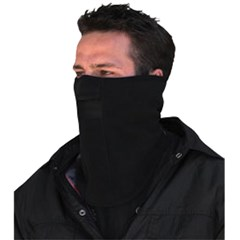 Micro Fleece Face Mask With Mesh Mouth