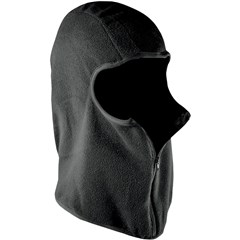 Micro Fleece Balaclava With Zipper