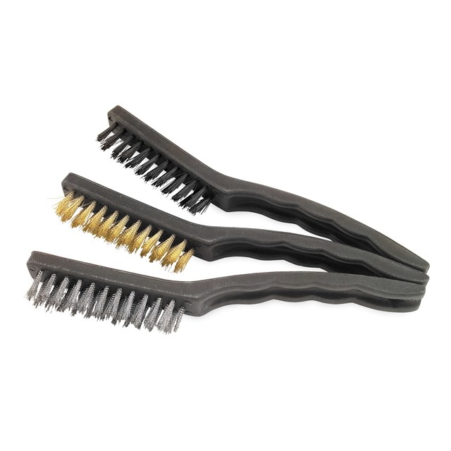 3-Piece 230 MM Brush Set