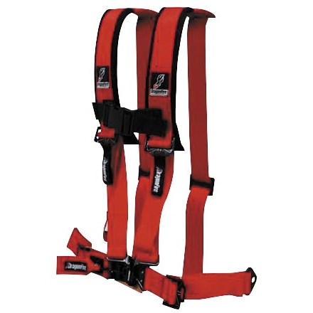"4-Point 2"" Harness Restraints"