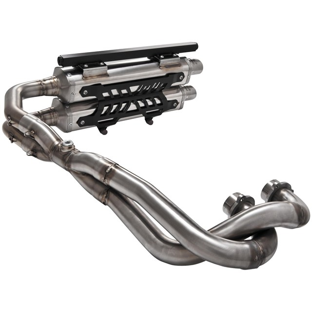 Dual Exhaust System for Polaris RZR XP900