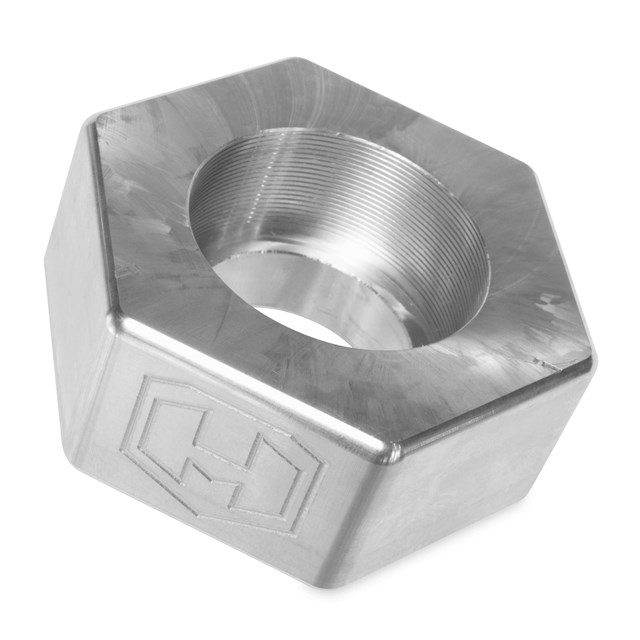 Billet Aluminum Axle Lock Nut