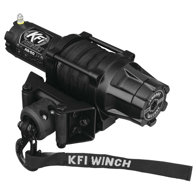 5000 Assault Series Winch