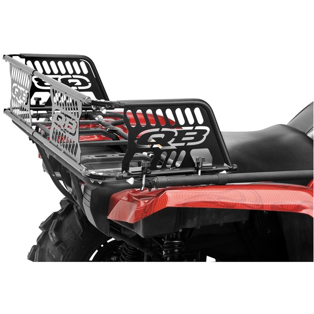 Adjustable Front & Rear Rack Extensions