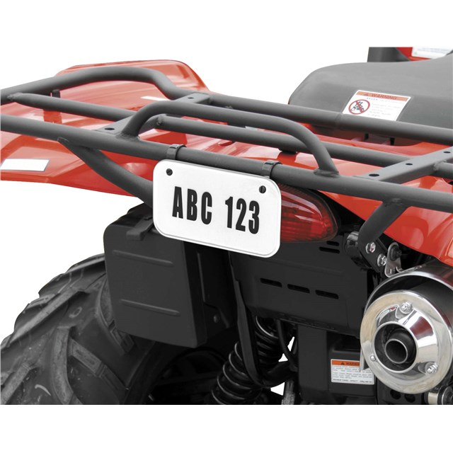 ATV License And Registration Kit