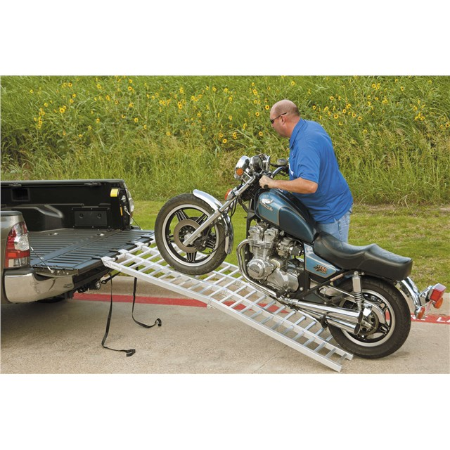Folding Wide-Boy Cruiser Ramp