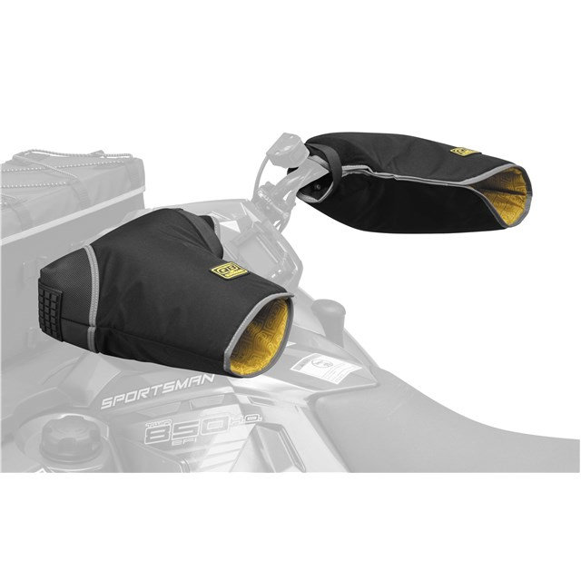 Reflective Series ATV Mitts