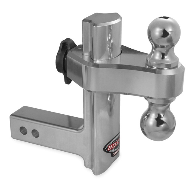 Aluminum Drop Hitch