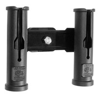 Catch And Release Double Crossover Rod Holder