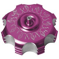 Anodized & Designed Gas Cap w/ Breather Valve