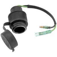 12V/15A Standard Cigarette Light Socket for Power Supply