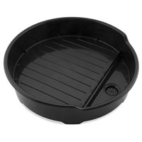 55-Gallon Drum Chain Container Cover