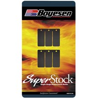 Super Stock Single Stage Replacement Reeds