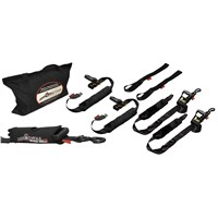Premium Motorcycle Tie Down Kit