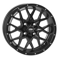 Hurrican Alloy Aluminum Wheels