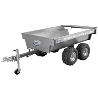 Wide Utility Trailer