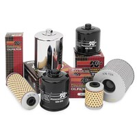 Performance Gold Oil Filters