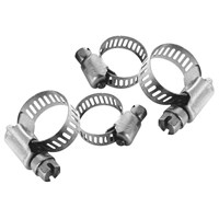 Hose Clamps 1/4