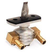 Power-Flow Fuel Valve