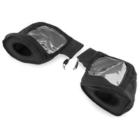Clear View ATV Hand Mitts