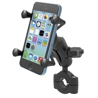 Torque Handlebar / Rail Mount With X-Grip Cradle