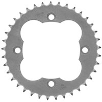 Sunstar® Steel OE Replacement Rear Sprockets