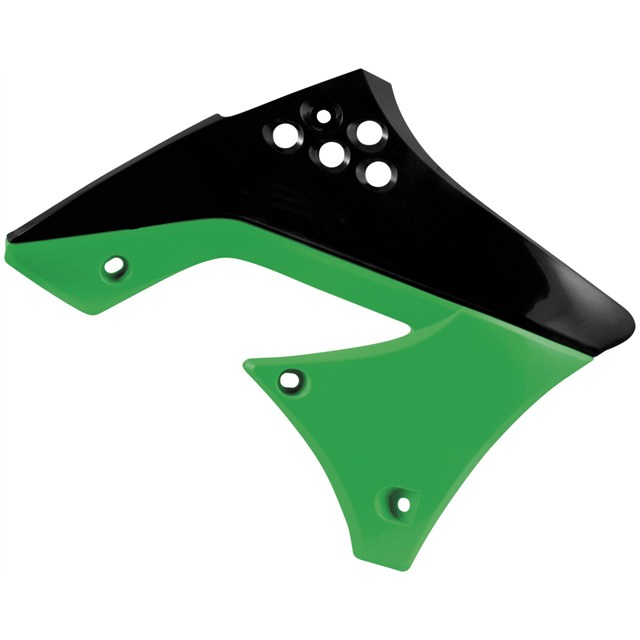 Radiator Scoops for Kawasaki