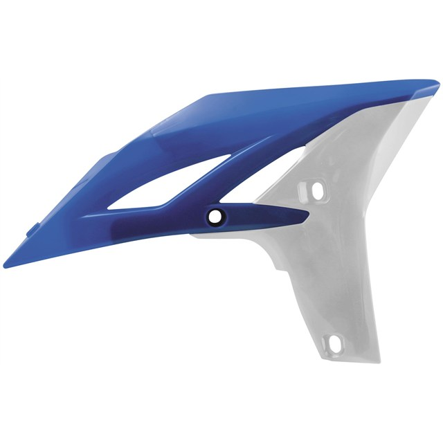 Radiator Scoops for Yamaha