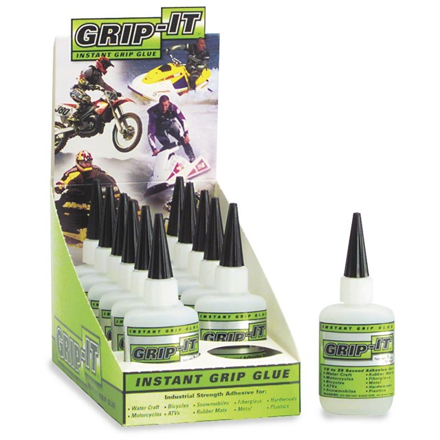 """Grip-It"" Grip Glue"