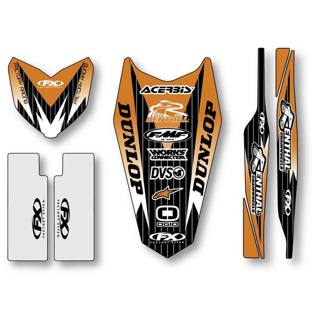 KTM Evo Trim Kits