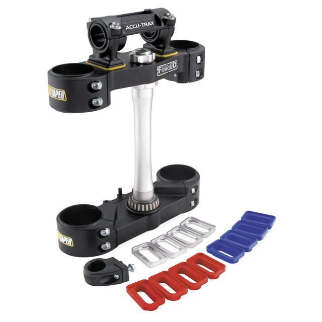 Triple Clamps, Upper and Complete Kits