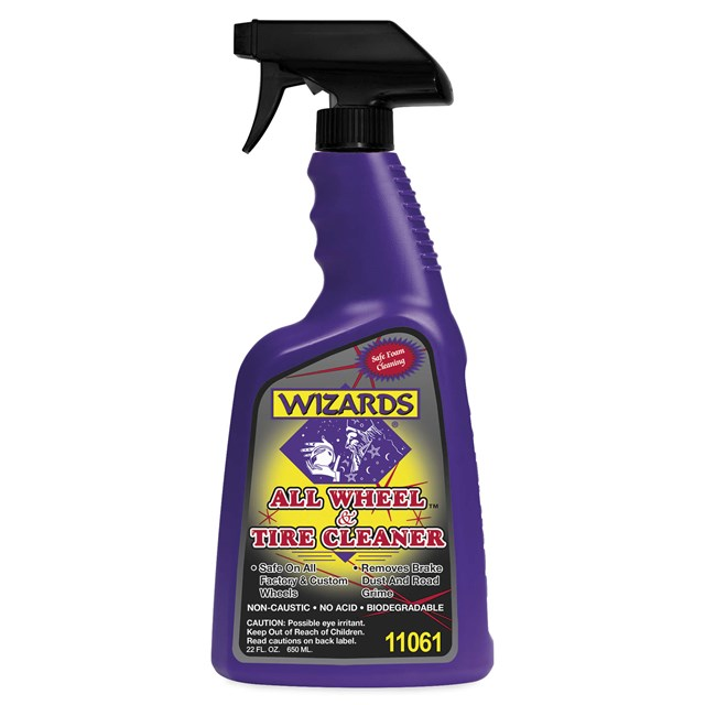 All Wheel And Tire Cleaner