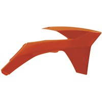 Radiator Scoops for KTM